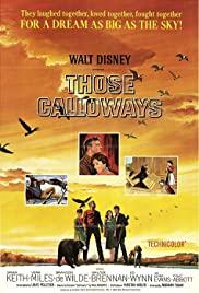 ดูหนังออนไลน์ฟรี Those Calloways (1965) (ซาวด์แทร็ก)
